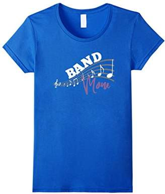 Womens Marching Band Jazz Band Orchestra mom T-Shirt