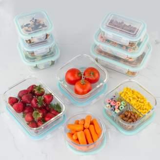 Kaneko Rebrilliant 10 Container Food Storage Set
