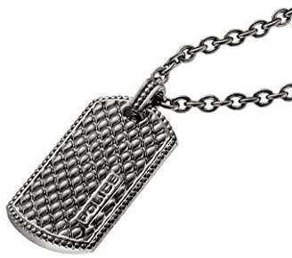 Police Men Stainless Steel Pendant Necklace - PJ25701PSE.02