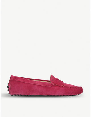 Tod's Tods Suede moccasins