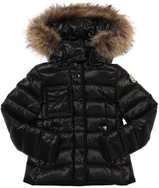 Moncler New Armoise Nylon Down Jacket