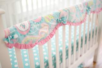 My Baby Sam Baby Crib Rail Cover