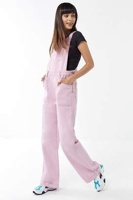 LF Markey Flare Dungaree Overall - Lilac