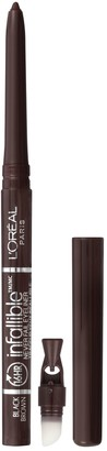 L'Oreal Loral Paris Infallible Never Fail Pencil Eyeliner