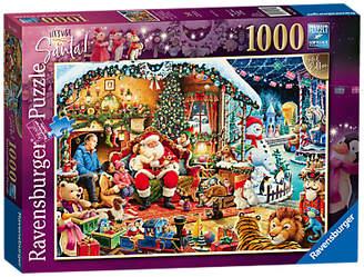 Ravensburger Let's Visit Santa Jigsaw Puzzle, 1000 Pieces