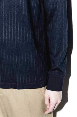 3.1 Phillip Lim Pinstriped Pullover