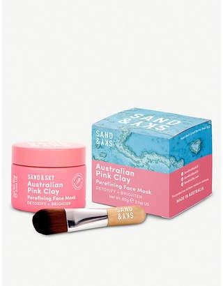 SAND & SKY Australian Pink Clay Porefining kit