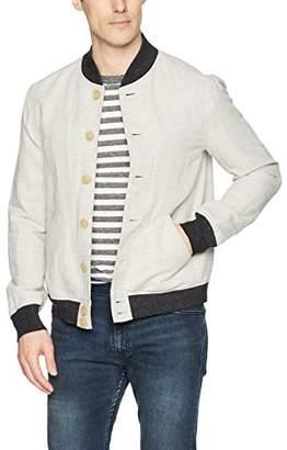 John Varvatos Men's Bomber Jacket