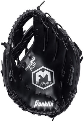 "Franklin Sports Field Master Midnight Series 11.0"" Baseball Glove-Right Handed Thrower"
