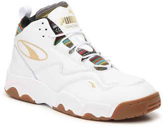 Puma Source Mid Basketball Shoe - Men's