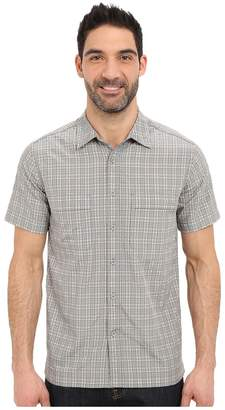 Royal Robbins Diablo Plaid Short Sleeve Shirt Men's Short Sleeve Button Up