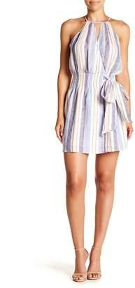 Parker Tie Waist Striped Dress