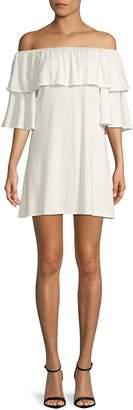 Rachel Pally Women's Kylian Off-The-Shoulder Mini Dress