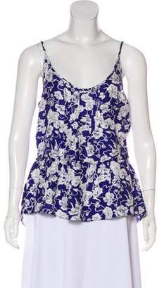 207d7bfff74d9 Calypso Silk Floral Camisole Top w  Tags