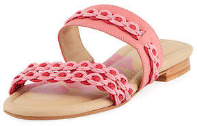 Tommy Bahama Sailor Ropes Flat Slide Sandal