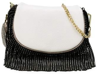 MonnaLisa fringed shoulder bag