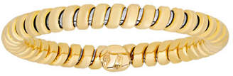Milani Alberto 18K Yellow Gold Tubogas Band Ring, Size 7