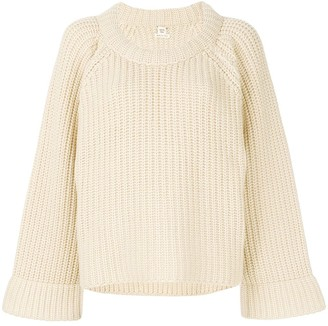 Hermes Pre-Owned chunky jumper