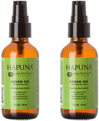 Paul Brown Hawaii 2 Pack Hapuna Nourishing Argan Oil Treatment