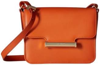 Jason Wu Diane Vitello Leather Mini Crossbody Cross Body Handbags