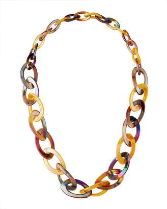Natasha Accessories Limited Long Link Necklace 36L
