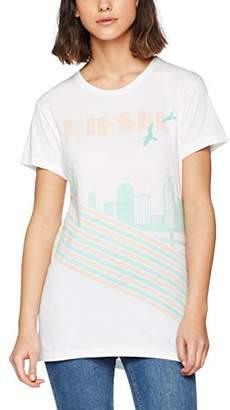 Diesel Women's 00swva T-Shirt,(Manufacturer Size:Medium)