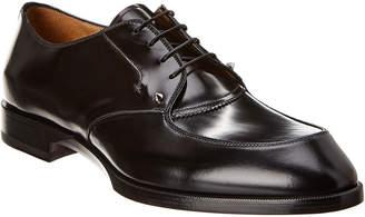 Christian Louboutin Thomas Iii Leather Flat Shoe