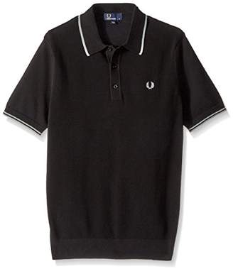 Fred Perry Men's Knitted Shirt