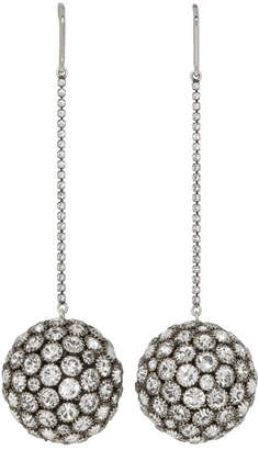 Isabel Marant Silver Life On Mars Earrings