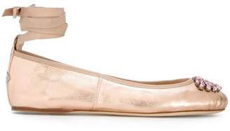 Jimmy Choo Grace ballerinas