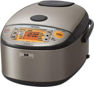 Zojirushi 10-Cup Induction Heating System Rice Cooker Warmer