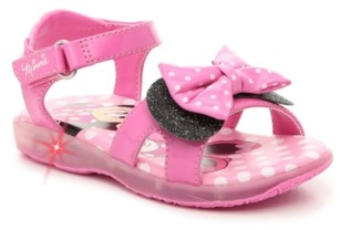 Disney Minnie Light-Up Sandal - Kids'