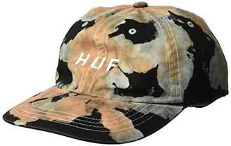 HUF Men's SPOT Dyed 6 Panel HAT