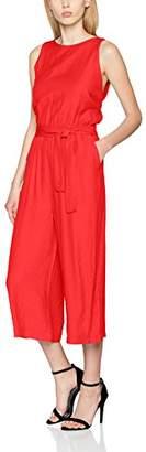 Womens Michelle Playsuit Red Jumpsuit Pepaloves Cheap View Stockist Online lpX6eEG2