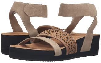 Volcom - Gaia Sandal Women's Sandals $50 thestylecure.com