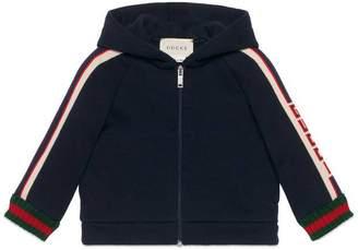 Gucci Baby sweatshirt with stripe