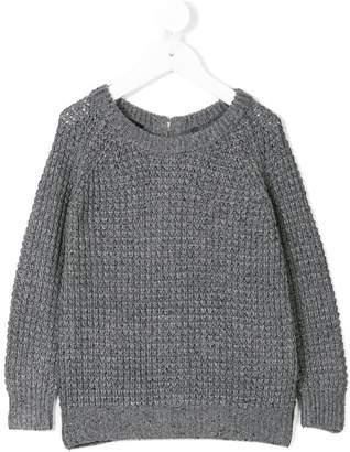 Little Remix chunky knit jumper
