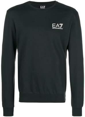 Emporio Armani Ea7 printed logo jumper