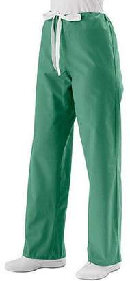 Medline ComfortEase Unisex Reversible Drawstring Scrub Pant