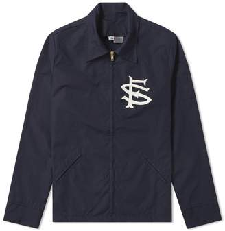 Ebbets Field Flannels San Francisco Seals Ground Crew Jacket
