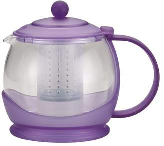 Bonjour Teapots Prosperity 42-Ounce Glass Teapot