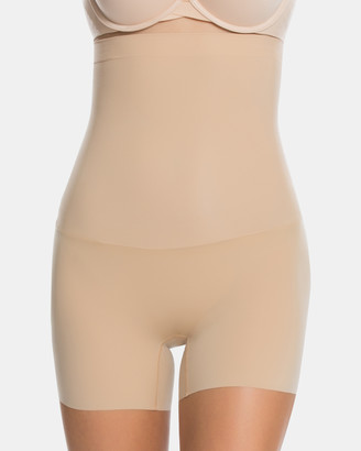 Spanx Shape My Day High-Waisted Girl Shorts
