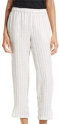 Theory Women's Thorina Narrow Stripe Pant