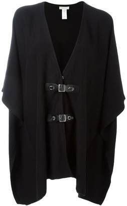 MICHAEL Michael Kors buckle cardi-coat