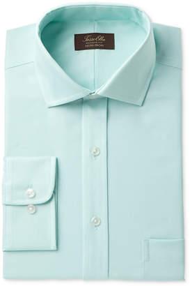 Tasso Elba Men's Classic/Regular Fit Non-Iron Royal Oxford Dress Shirt, Created for Macy's