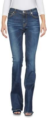 (+) People + PEOPLE Denim pants - Item 42671549BD
