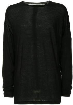 Isabel Benenato long sleeve T-shirt