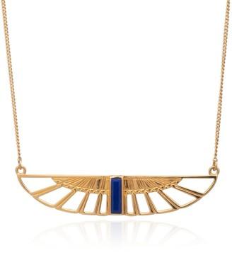 Rachel Jackson London Wings Of Freedom Necklace - Gold