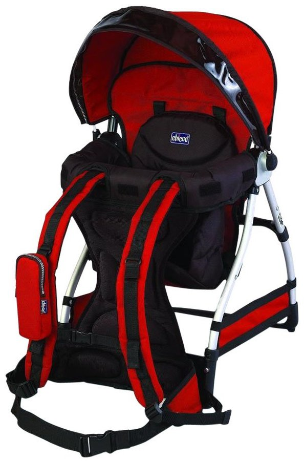 Chicco Smart Support Backpack - Red