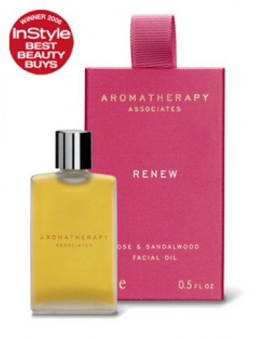 Renew Rose & Sandalwood Facial Oil By Aromatherapy Associates